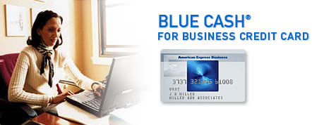 Blue Cash for Business Credit Card from American Express
