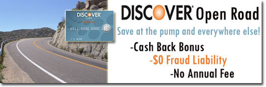 Save at the pump and everywhere else!