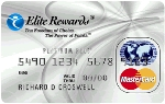 Elite Rewards MasterCard Credit Card
