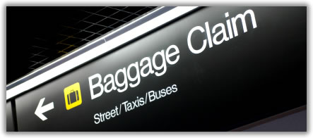 How to find luggage lost on airline travels with the help of your credit card!