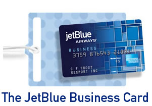 American Express JetBlue Business Credit Card